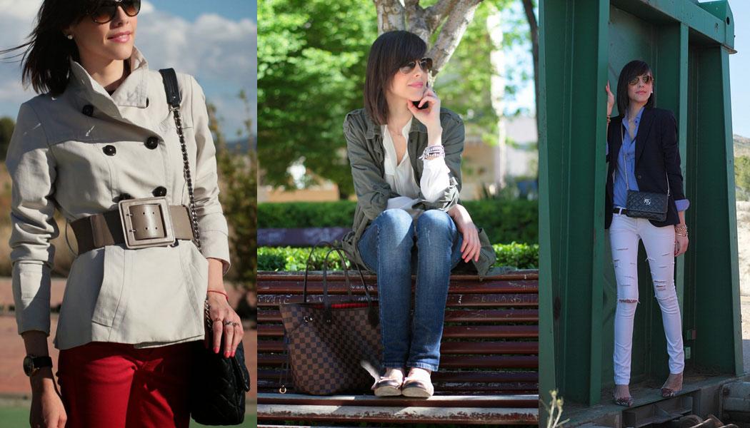 1bfae7b28976 Blogs de moda: Be Trench ⋆ Moda en Calle