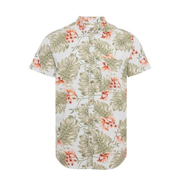 Tener cuidado de muy baratas zapatos de separación Primark: camisa tropical para hombre ⋆ Moda en Calle