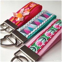 Kleines Accessoire: DIY Schlüsselband nähen