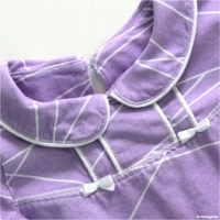 Vintage-Look: Das Bubikragenshirt Grete