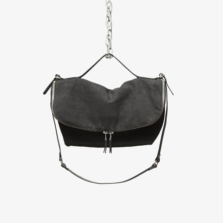 Hadar leather satchel by Havie on www.modagrid.com