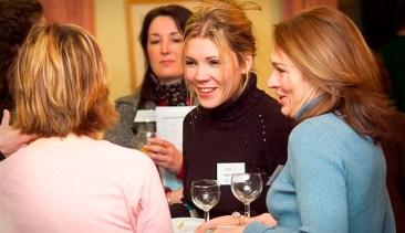 reuniones mujeres