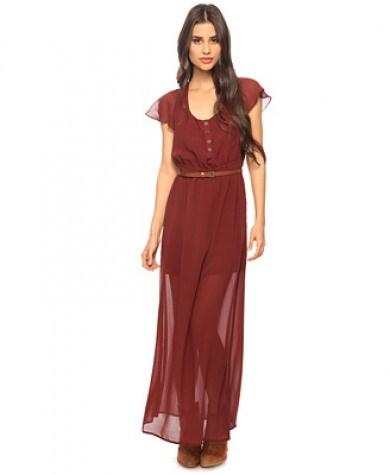 Uzun Elbise Kombinleri Serisi - 12