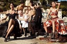 dolcegabbana-ilkbahar yaz 2012 reklamlari-01