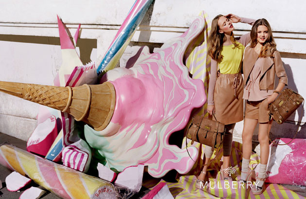 Mulberry SS12 Campaign-04