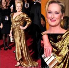 Oscars 2012-meryl streep