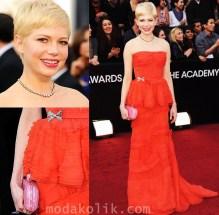Oscars 2012-michelle williams
