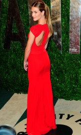 oscar after party-Rosie Huntington-Whiteley