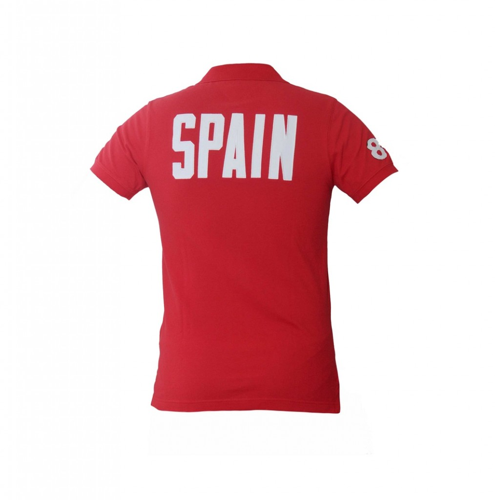 tommy hilfiger world culp brazil copa mundo polo brasil espanha spain