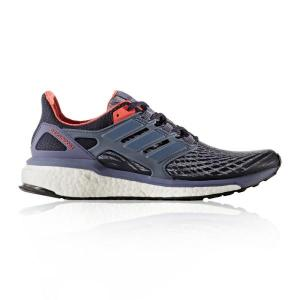 Adidas Energy Boost – Womens Running Shoes – Legend Ink/Super Purple/Easy Coral
