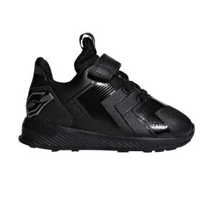 Adidas Avengers Black Panther RapidaRun – Toddler Boys Running Shoes – Black/Silver