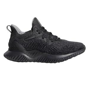 Adidas AlphaBounce Beyond – Kids Boys Running Shoes – Carbon/Grey/Black