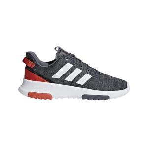 Adidas Cloudfoam Racer TR – Kids Boys Running Shoes – Core Black/Footwear White/Raw Amber