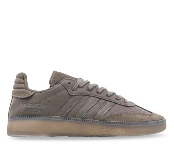 Adidas Samba Rm Simple Brown/Simple Brown/Grey Four F17 Size 9.5 Male