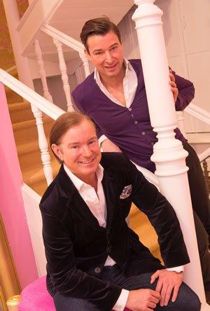 Jörg Bingener und Jens Hofmann