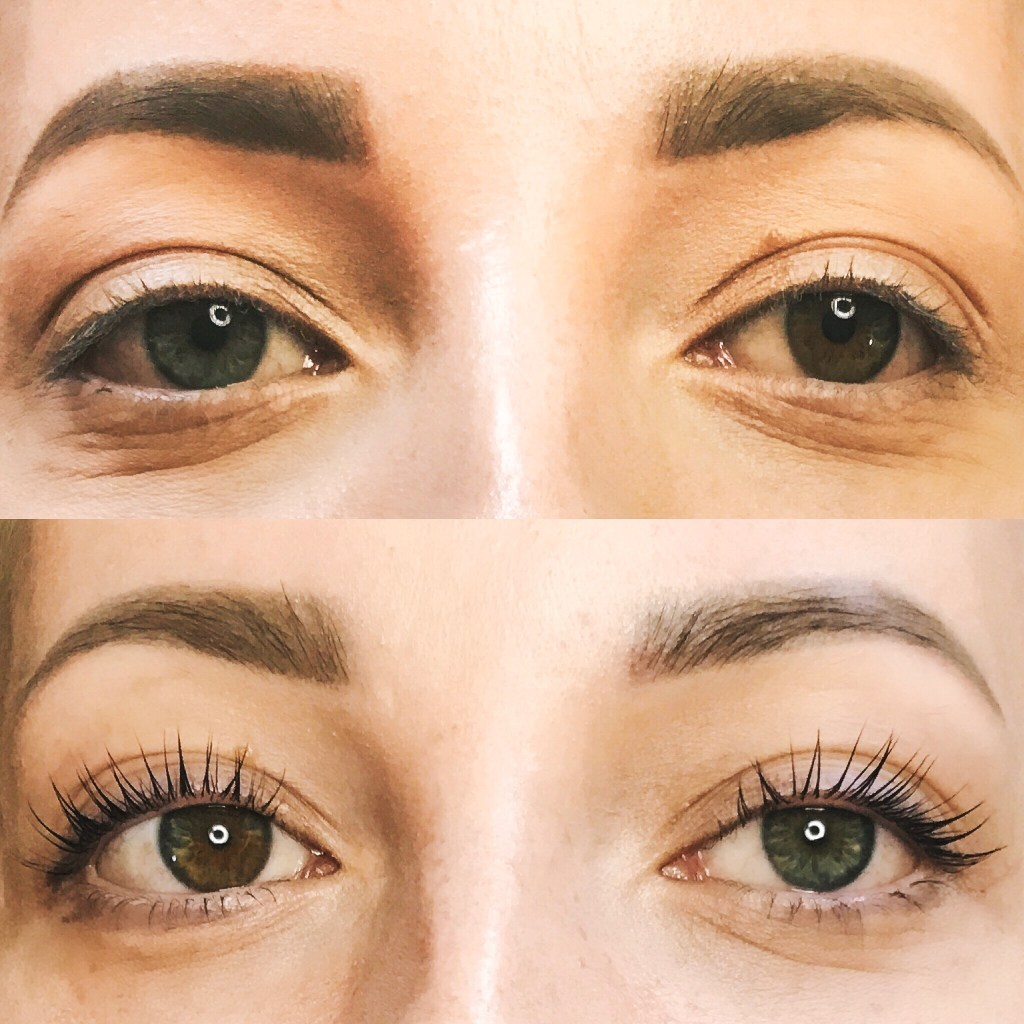 Alena Gidenko of modaprints.com shares her favorite place to go for Eyelash Extensions in Denver, CO
