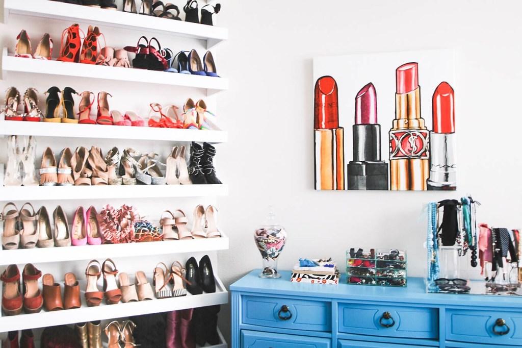 Alena Gidenko of modaprints.com shares how to organize your jewelry