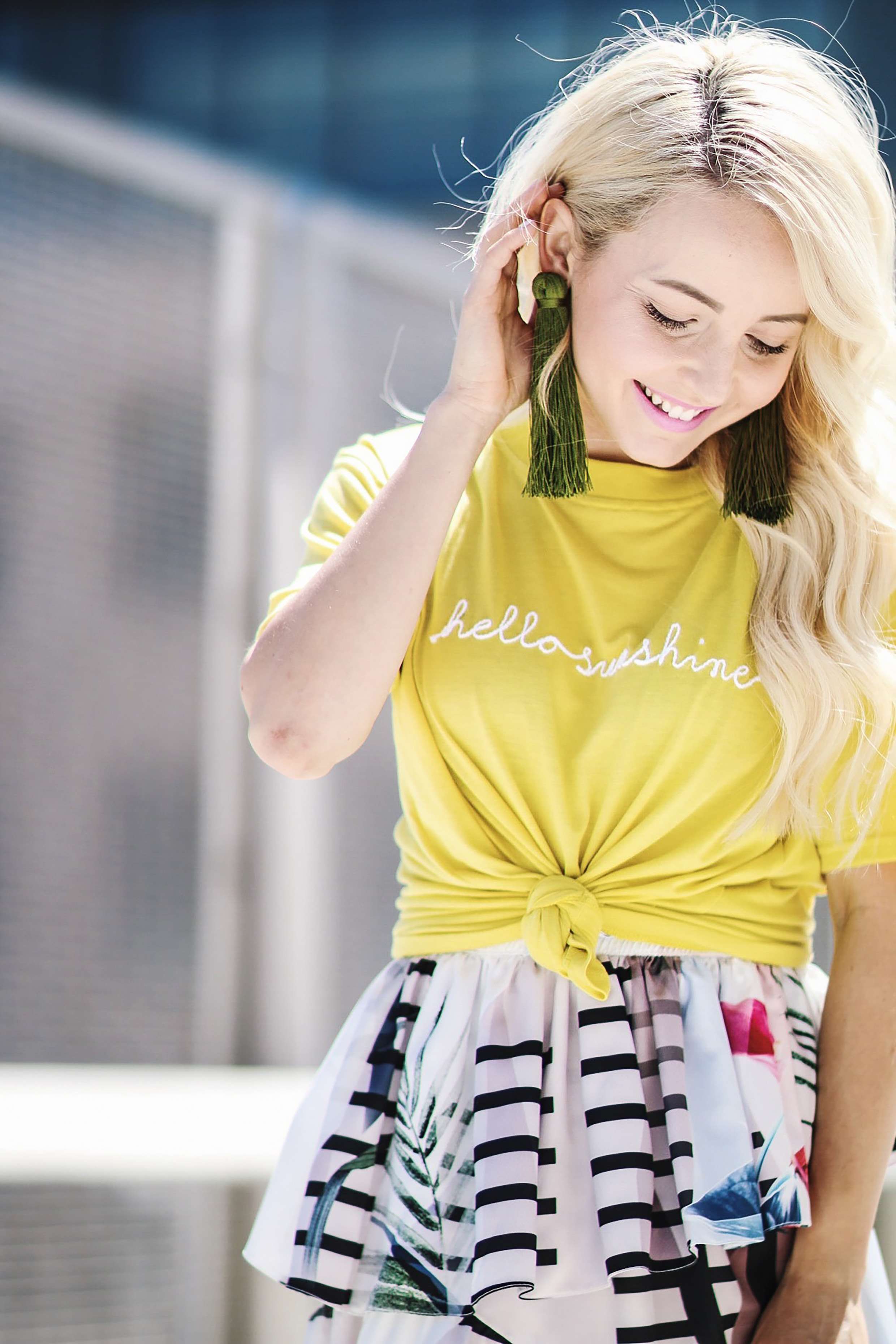 Alena Gidenko from modaprints.com shares 9 graphic tee shirts you need this Summer