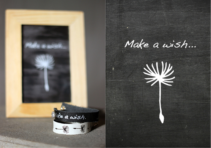 Modarium afbeelding van Modiste wensarmbandjes uit de 'make a wish' serie