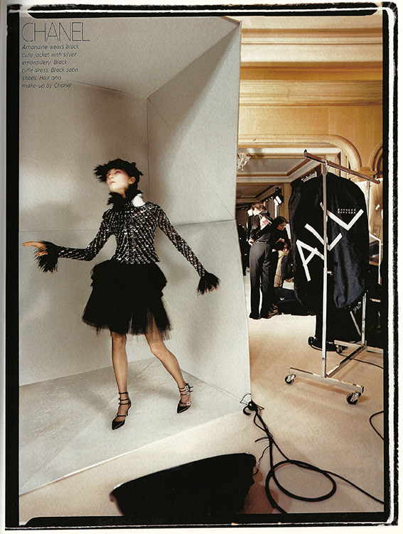 2003 May Tatler UK Volume 298 Nr 5 Haute Couture pag 147
