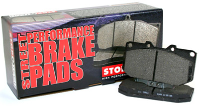 StopTech Street Performance Brake Pads Audi A4/S4