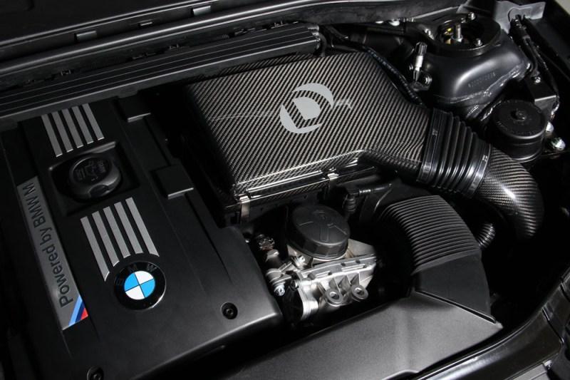 dinan carbon fiber cold air intake