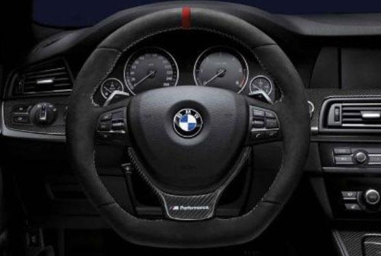 BMW M Performance Steering Wheel For BMW 528i535i550i