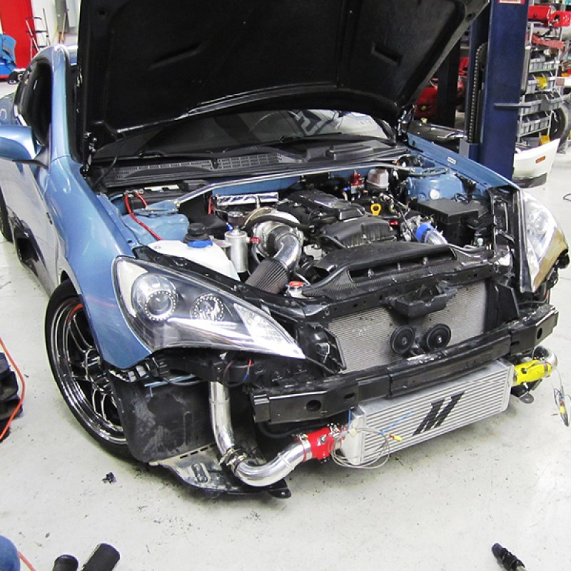 Top Of The Line Hyundai: Best Mods For The Hyundai Genesis 2.0L Turbo & 3.8L V6
