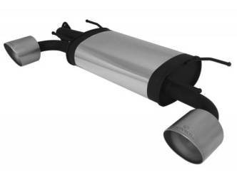 REMUS Sport Exhaust, Rear Muffler