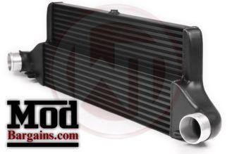 ford fiesta ecoboost Comp intercooler detail 1