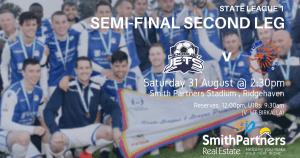 State League 1 Semi-Final 2nd Leg v Sturt