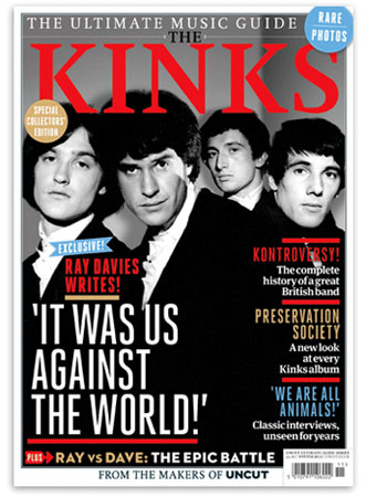 Uncut presents The Kinks: The Ultimate Music Guide