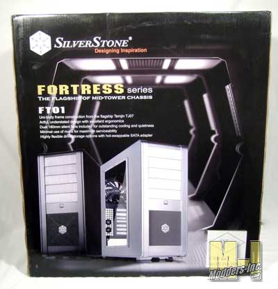 SilverStone Fortress FT01