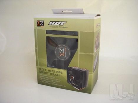Xigmatek's HDT S1284 CPU cooler