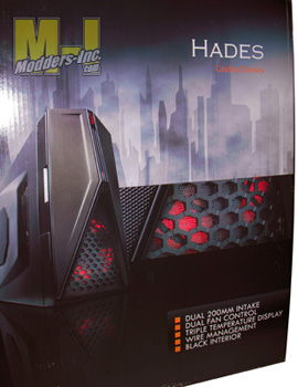 NZXT Hades Mid Tower Computer Case