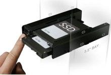 Icy Dock EZ-Fit Pro Dual 2.5