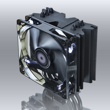 Xigmatek SD1283 Dark Knight Night Hawk Edition CPU Cooler