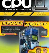 Americanfreak - Lucid Dream CPU Mag Cover