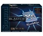 Sound Blaster X-FI XtremeMusic