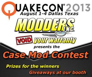 QuakeCon 2013 Case Mod Contest