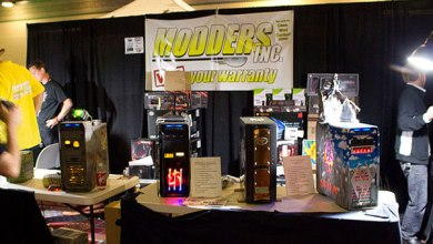Photo of The 2013 Modders-Inc Staff vs Staff Mod-Off sponsored by Thermaltake final results