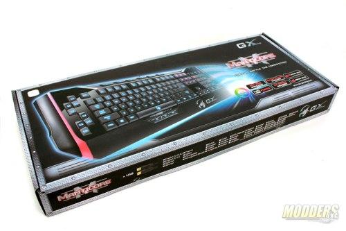 GX Gaming Manticore Keyboard Box