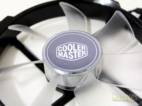 Cooler Master JetFlo 120mm LED Fan blades