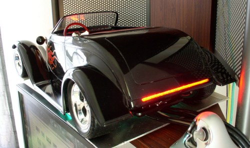 Boydster Hot Rod PC Rear
