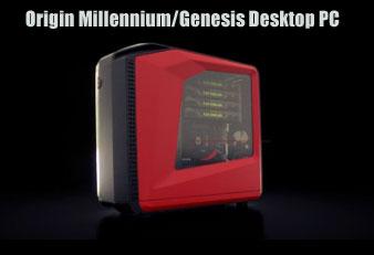 Origin Millennium/Genesis Desktop PC
