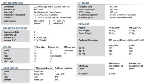 Enthoo-Pro-Specs-Sheet
