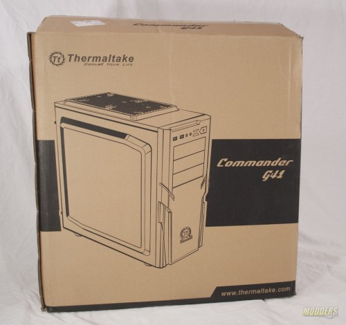 Thermaltake-Commander-G41-Box-Front