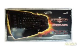 Genius IMPERATOR PRO Illuminated Keyboard