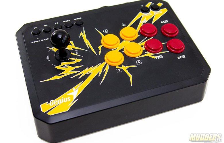 Genius F-1000 Arcade Stick