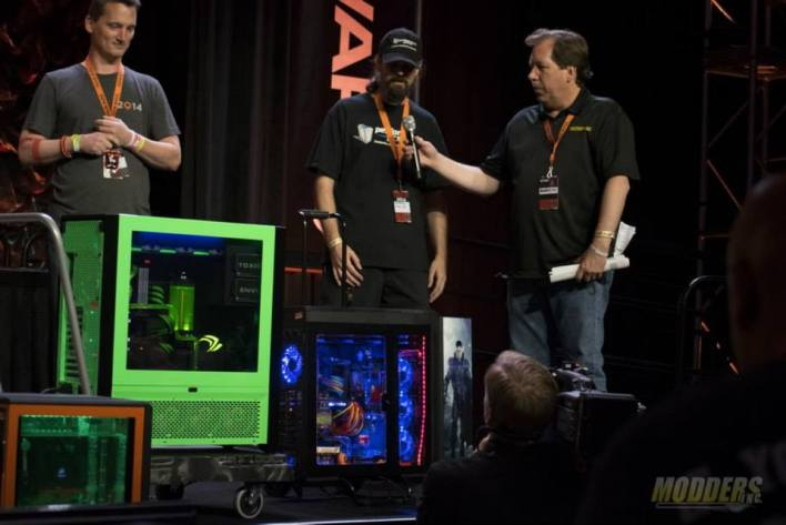 Nick Blackwell at QuakeCon 2014